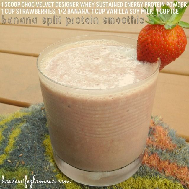 ... PROTEIN on Pinterest | Pure protein, Whey protein and Protein shakes
