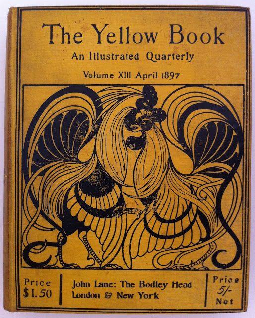 The Yellow Book   Beautiful Books