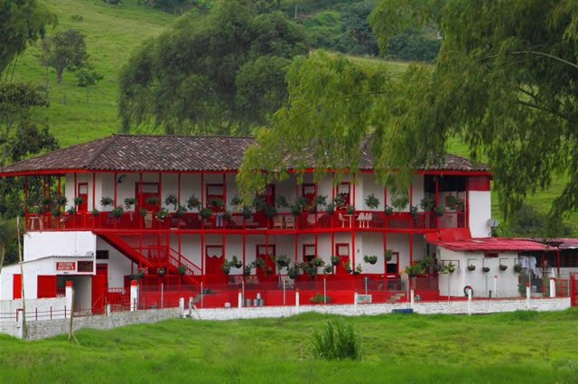 Hacienda Cafetera