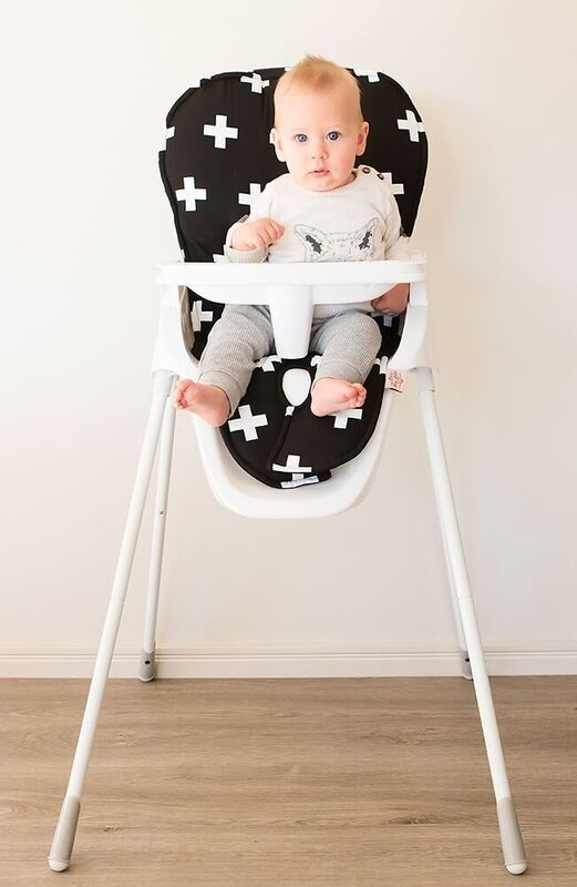 Buy Bambella Highchair Cover - Black Crosses by Bambella Designs online and browse other products in our range. Baby & Toddler Town Australia's Largest Baby Superstore. Buy instore or online with fast delivery throughout Australia.