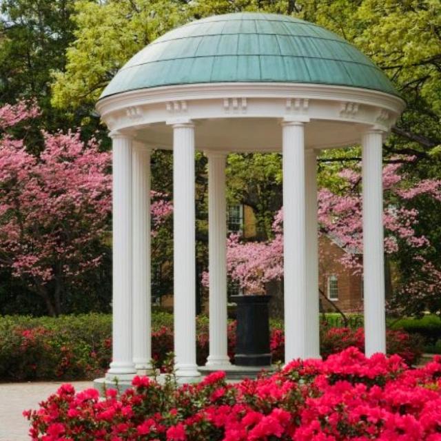 Please accept me. UNC Chapel Hill