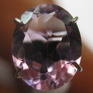 Batu Kecubung Ungu Cantik 1.50 carat Harga Murah