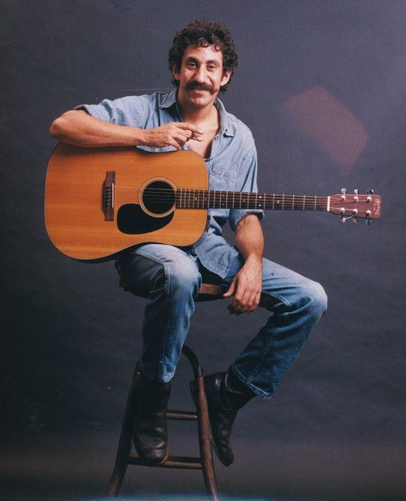 The late, great Jim Croce. Forty years after his death, his music lives on.
