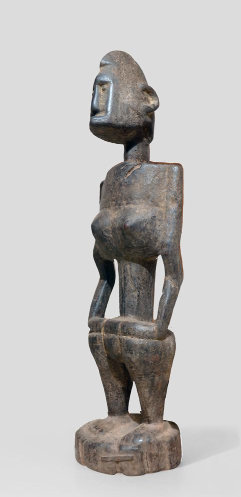 Bamana sculpture, source: http://www.tribalartforum.com