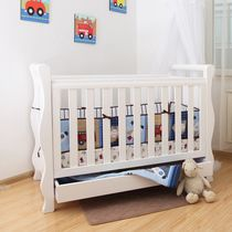 Find Baby Cots Online in Australia at All 4 Kids in different colors and designs.