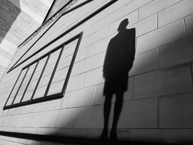 One Man at Simcoe Street.  Toronto, Canada.  Photo by Rodrigo Velásquez Angel.