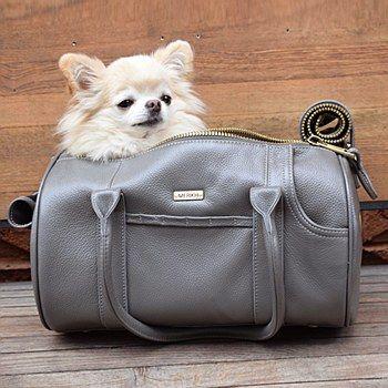 Luxury Dog Carriers: Merikh Designer Dog Purse