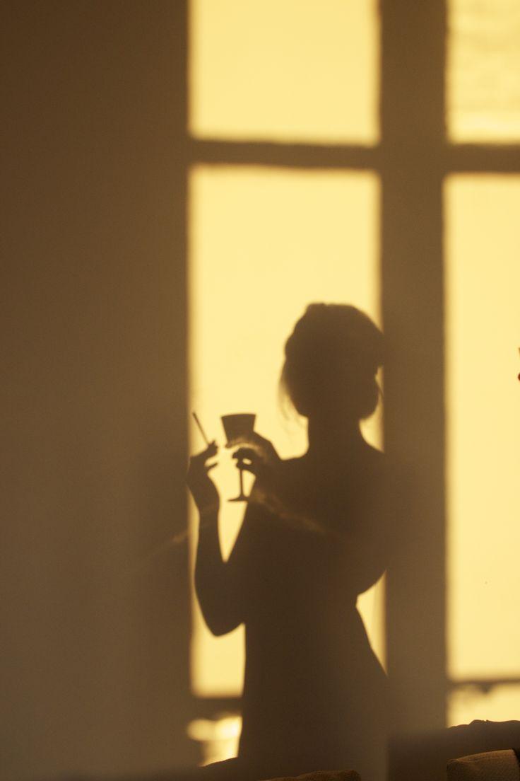 Ombre// Shadow Silouhette