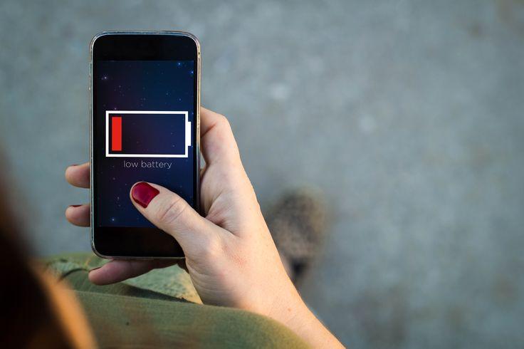 Cerrar aplicaciones no reduce el consumo de batería, lo aumenta