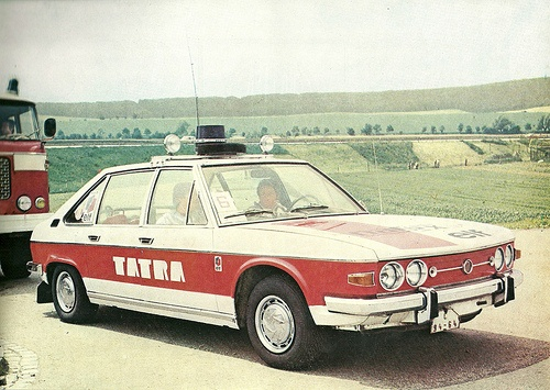 Tatra Pace Car