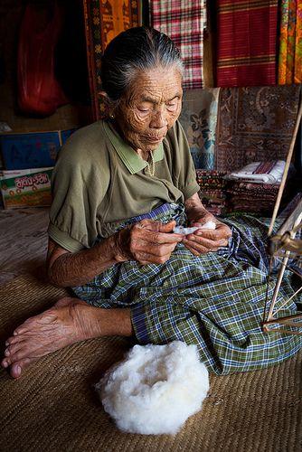 Cotton, Tana Toraja