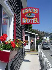 Boyce S Motel In Stonington Me Is Pet Friendly Stay At This Scenic