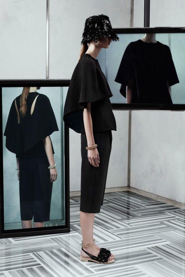 Balenciaga Resort 2014 | Trendland: Fashion Blog & Trend Magazine