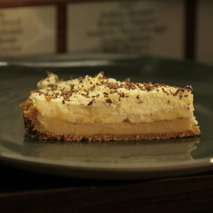 Try this Banoffee Pie in the Thermomix recipe by Chef Sam Thaiday. This recipe is from the show Celebrity Come Dine with Me Australia.