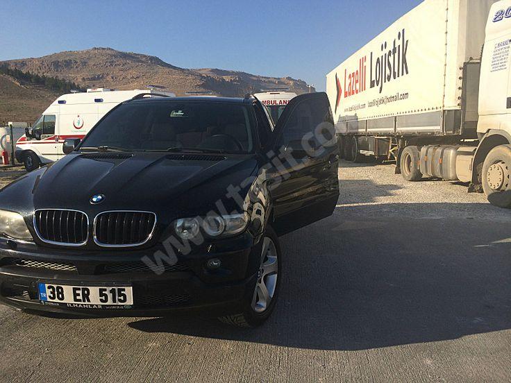 BMW X5 3.0 D Tertemiz 2004 X-5