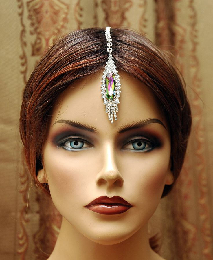 Indian Wedding Headpieces: Best 25+ Indian Head Jewelry Ideas On Pinterest