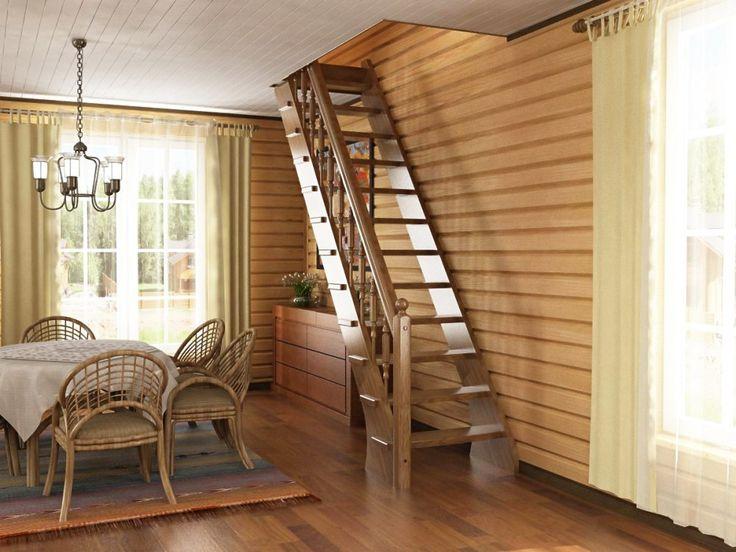 небольшие гостинные с лестницами - Пошук Google