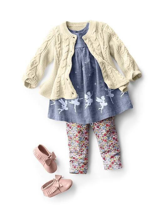 Baby Clothing: Baby Girl Clothing: shop by outfit new arrivals   Gap