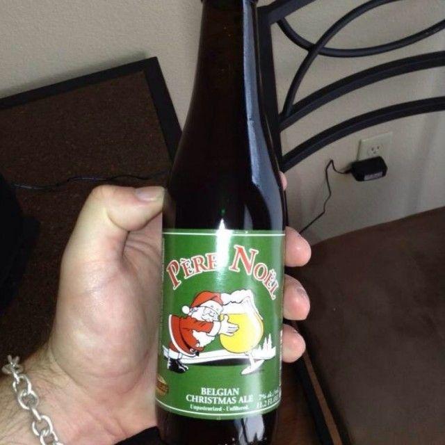 Père Noël-Belgian Strong Pale Ale...