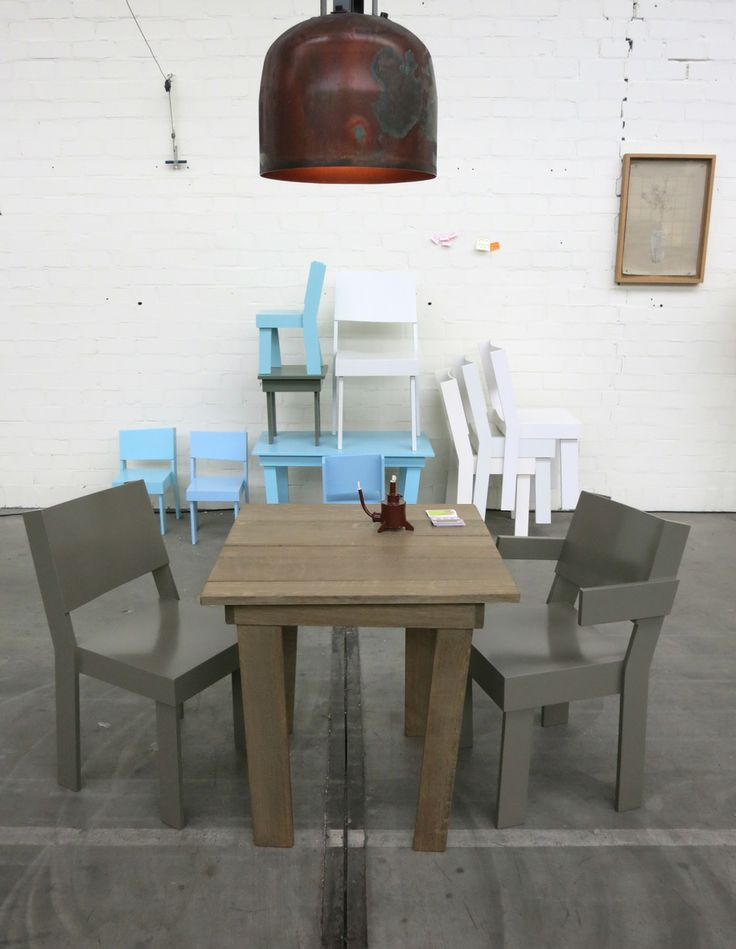 furniture collection  |  TOM FRENCKEN  |  expo at DESIGN D-DAY of Tom Frencken together with JOPSPROPS in Maastricht 2013