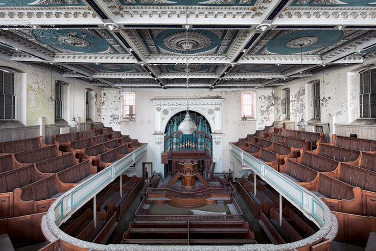 'domum dei', meaning house of god in latin, is the third abandoned architecture photo series by british fine art photographer james kerwin.