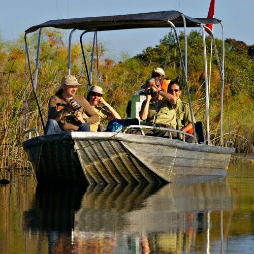 Moremi Game Reserve shares a piece of one of the Seven Natural Wonders of Africa, the Okavango. The annual flooding of the delta attracts animals from afar, resulting in one of Africa's greatest concentrations of wildlife; a must for any wilderness lover! Which of our expertly Crafted holidays suits you best? Contact us to plan the private safari of your dreams