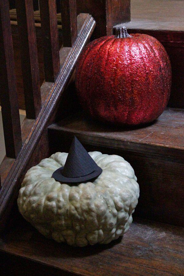 How-to: Wizard of Oz Concept #Pumpkins #Halloween | HandsOccupied.com #MichaelsStores