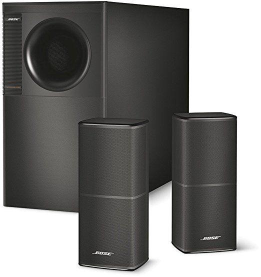 Bose ® Acoustimass ® 5 Series V Stereo Lautsprecher System schwarz