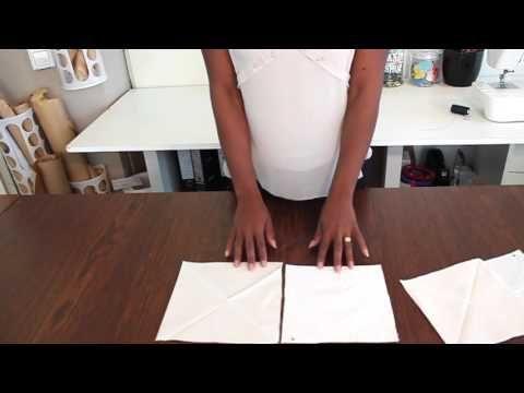 Deze video gaat over Naai recht, hoeken en rondjes 1