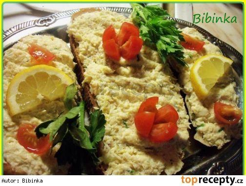+ 12 lahodná pomazánka z uzené makrely