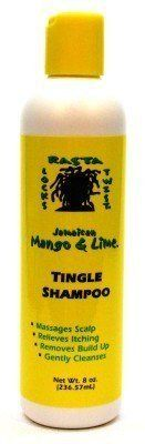 Rasta Jam Mango  Lime Tingle Shampoo 8 oz 3Pack with Free Nail File *** You can get additional details at the image link.