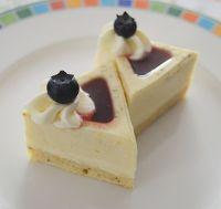 Christine's Crazy Cuisine: Pistazien-Panna-Cotta im Dreieck