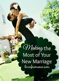 married making the most of your marriage