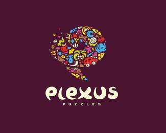 Puzzle pattern logo design: Plexus puzzles: Design Inspiration, Colors Trends, Logo Design, Puzzles Logos, Logos Inspiration, Logos Design, Graphics Design, Plexus Puzzles, Plexuspuzzl