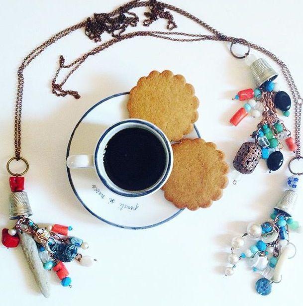 VENDUTO Amuleti a colazione.