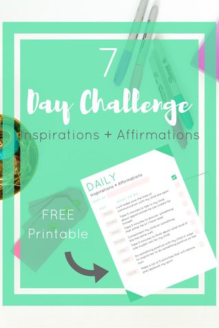 7 Day Challenge, Inspirations and Affirmations, how to be a single mom, how to be a great single mom, how to be a better single mom, how to be a good single mom, how to be a stay at home single mom, how to be a happy single mom
