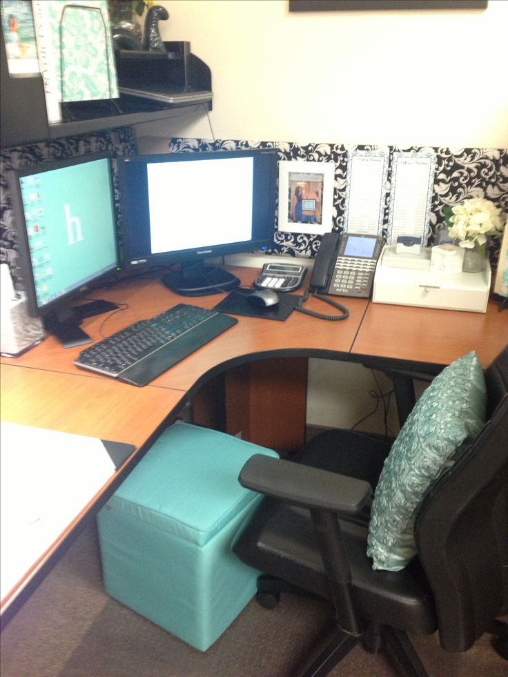 400 best images about Cubicle and office decor on Pinterest