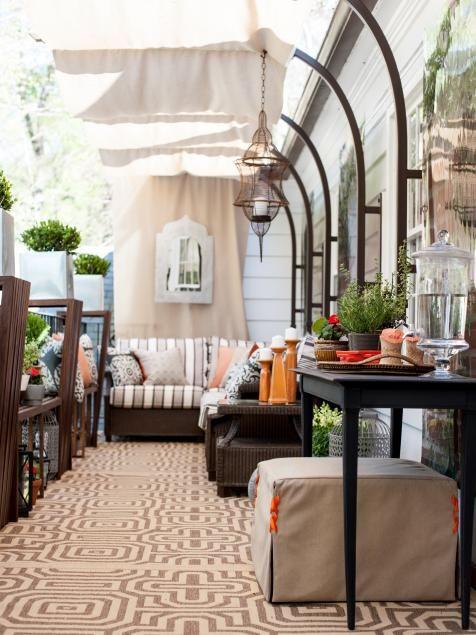 Patio Cover | Outdoor Spaces - Patio Ideas, Decks & Gardens | HGTV