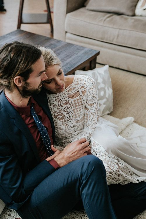 Waldara Winter Wedding Ceremony Inspiration | Inspiration curated by LOVE FIND CO.