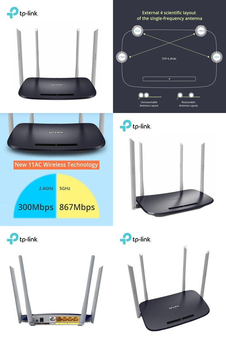 [Visit to Buy] TP LINK WDR6300 Wireless Wifi Router Extender 2.4+5GHz AC1200 11AC Dual Band 1200Mbs C5 WI-FI Repeater Qos  For soho #Advertisement