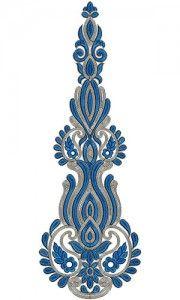 Fashionable Frock kali Design 16016