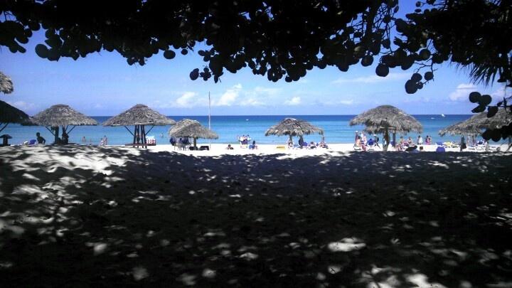 Varadero beach, CU