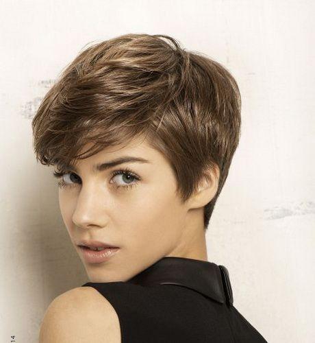 Coupe courte femme cheveux fins HAIR & BEAUTY Cheveux