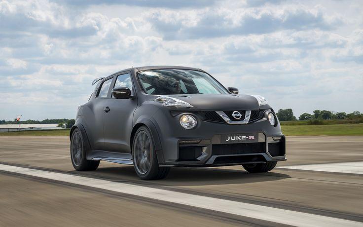 2015 Nissan Juke-R 2.0 Concept