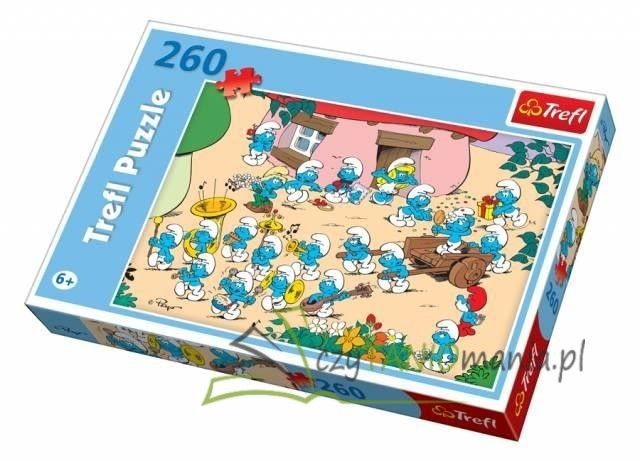 Puzzle 260 Smefry Parada TREFL