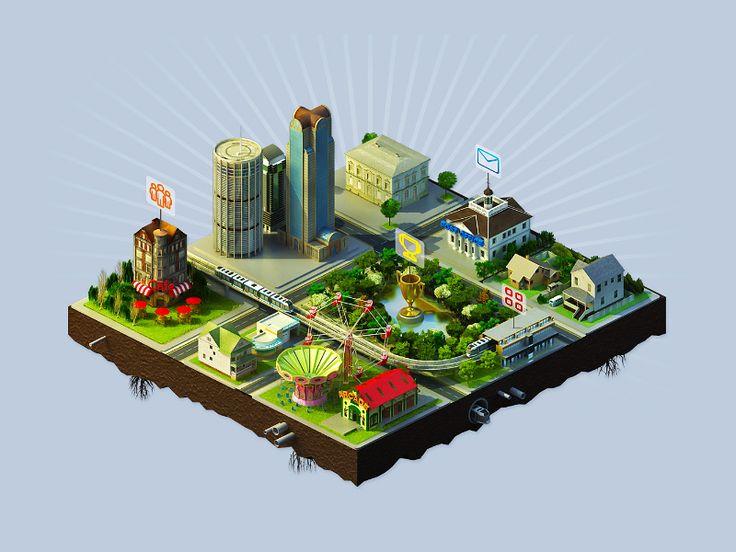 Game Concept #Illustration