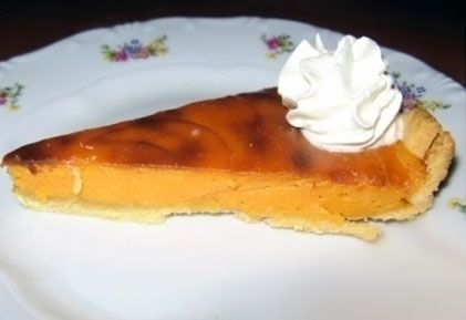Gyömbéres sütőtök-pite