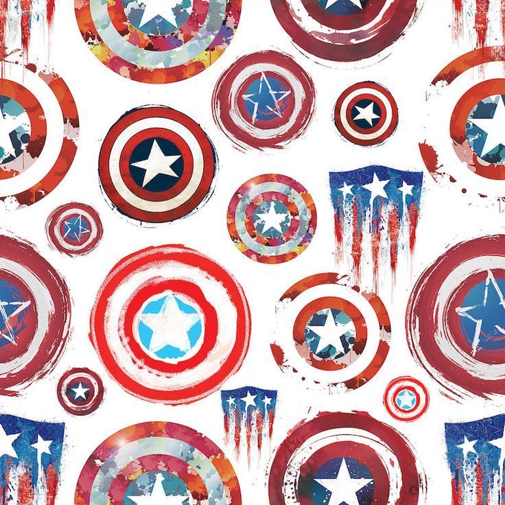 Avengers Assemble: Captain America 75th Anniversary Hand-Painted Classic Shield Icons by Marvel Comics is printed with premium inks for brilliant color and then hand-stretched over museum quality stretcher bars. 60-Day Money Back Guarantee AND Free Return Shipping.