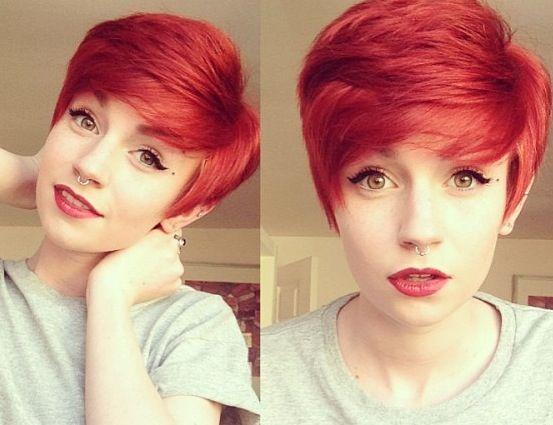 Hair Styles For Short Red Hair: 58 Best Http://f4ux-fe4r.tumblr.com/ Images On Pinterest