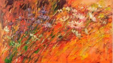 "Saatchi Art Artist Margaret Raven; Painting, ""112"" #art"